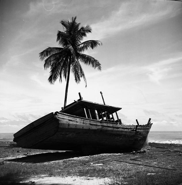 East Coast of Malaysia In Medium Format II