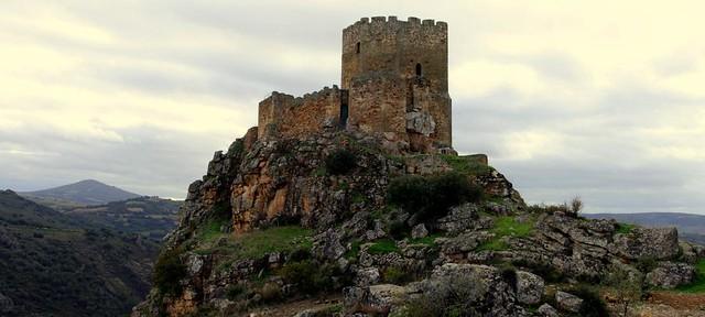 Castelo de Algoso, Portugal