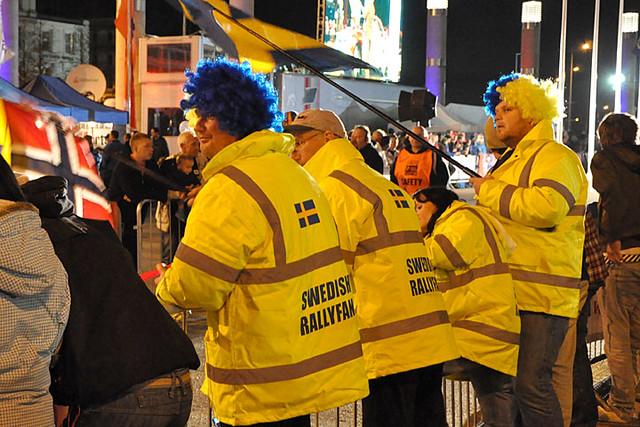 Swedish fans 3