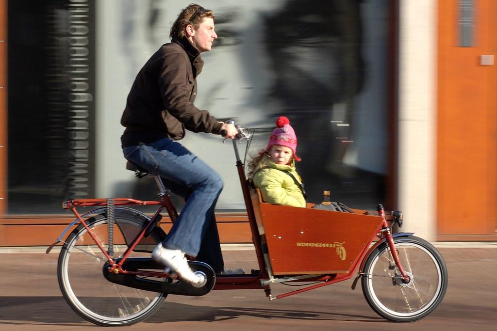 Welp Bakfiets-cargobike-short-2008 | As of October 2014 WorkCycle… | Flickr VS-03