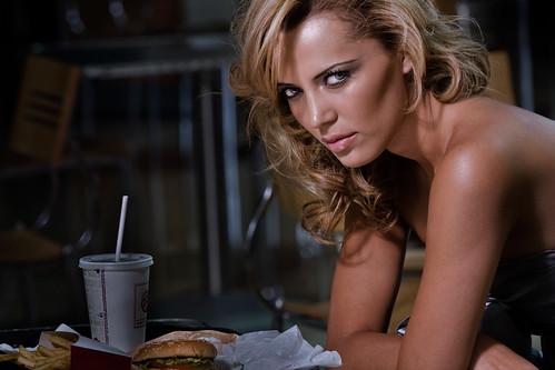Fast Food Diva