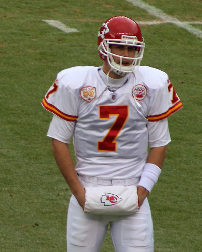 Matt Cassel | by Jeffrey Beall