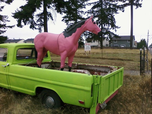 Pink Pony in Spanaway | by The-Tim