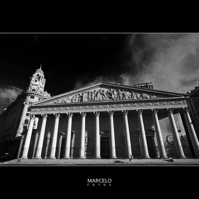 Catedral La Santísima Trinidad em Buenos Aires
