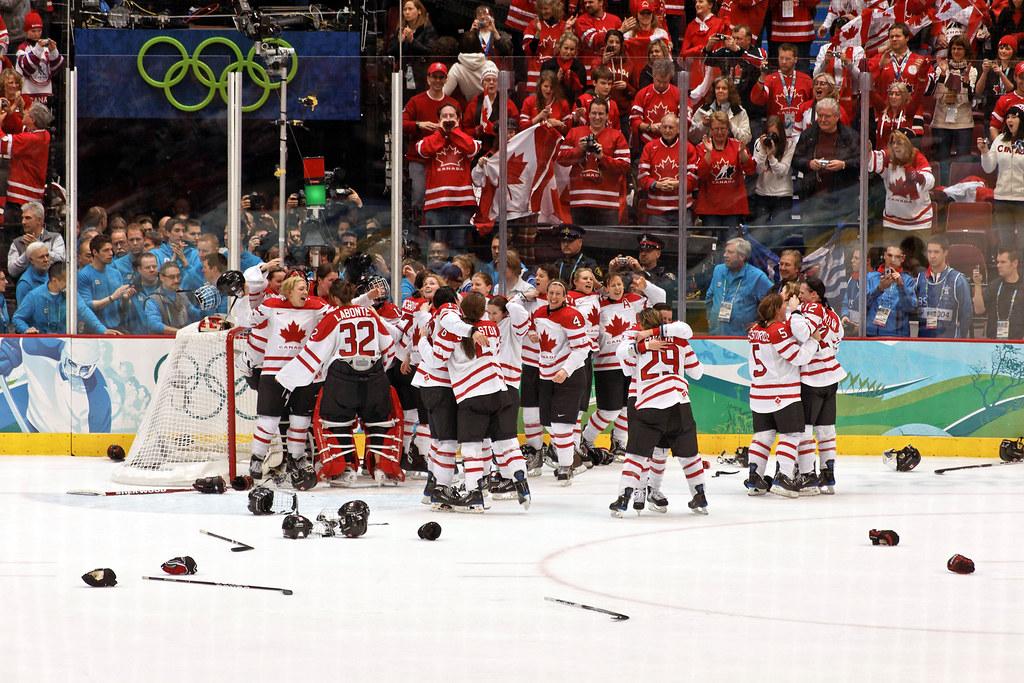 2020 women's hockey Olympics betting odds
