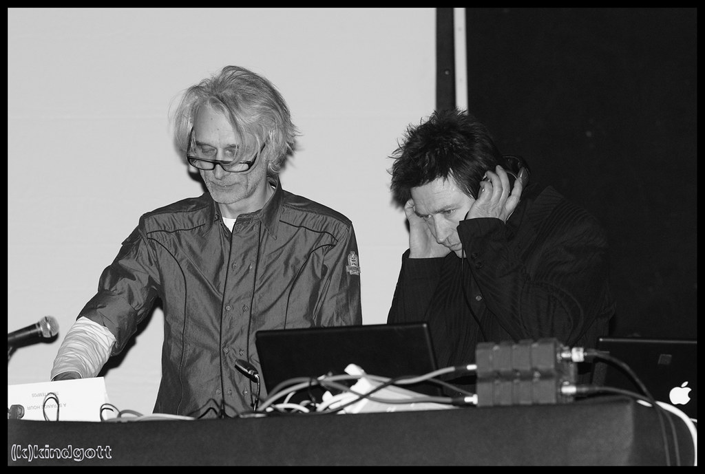 Paul Kendall & Alan Wilder - A Strange Hour with Recoil | Flickr