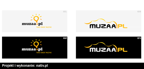 MUZAA - Logo | by nativmedia