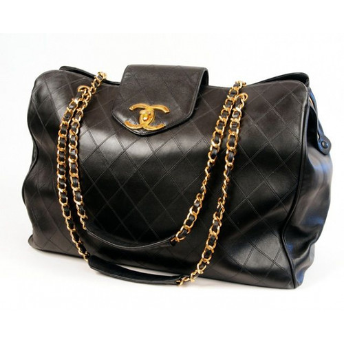 Chanel Vintage Overnight Bag | by Celebrity-Bags