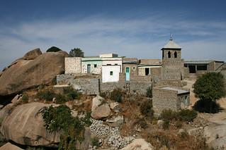 Eritrea Debre Sina