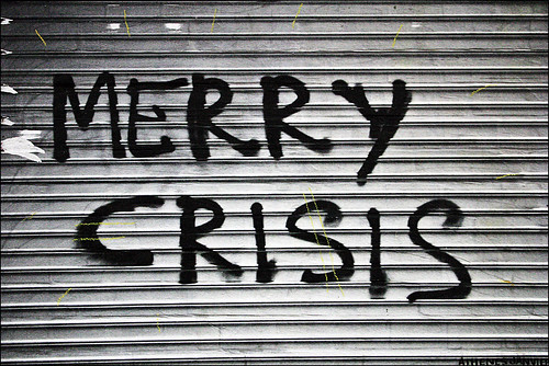 MERRY CRISIS | by alias URBAN ARTefakte