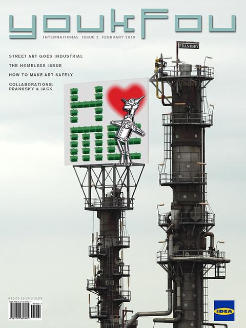 yOuKfOu - Issue 2 - available January 2010...!