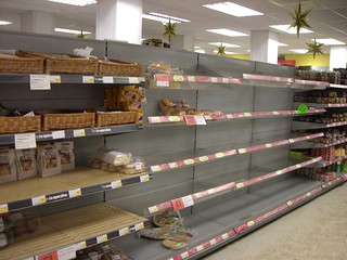 food supplies start to run out | by :: Wendy ::