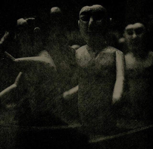 Oarsmen in the Dark