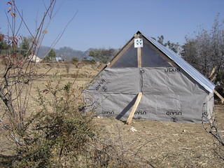 Previous USAID Shelters