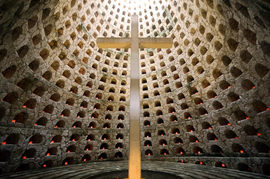 Cripta de los Suspiros, en el Puente al Paraíso de Xcaret.