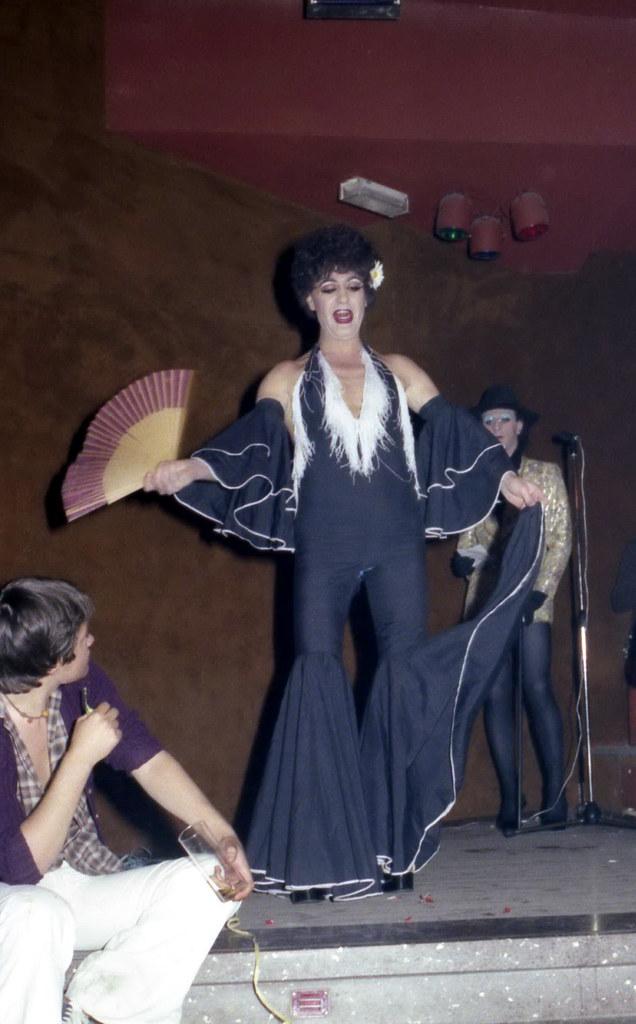 1977 Miss Travestí