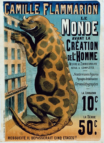 affiche Flammarion lemonde | by gunthert