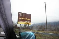 Při vjezdu do Grindewaldu právě končila srážková perioda a čekal na nás azurový týden.