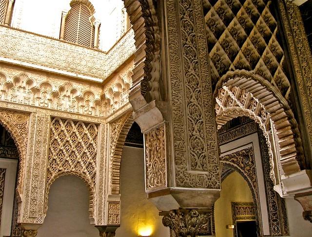 Sevilla, Alcazar