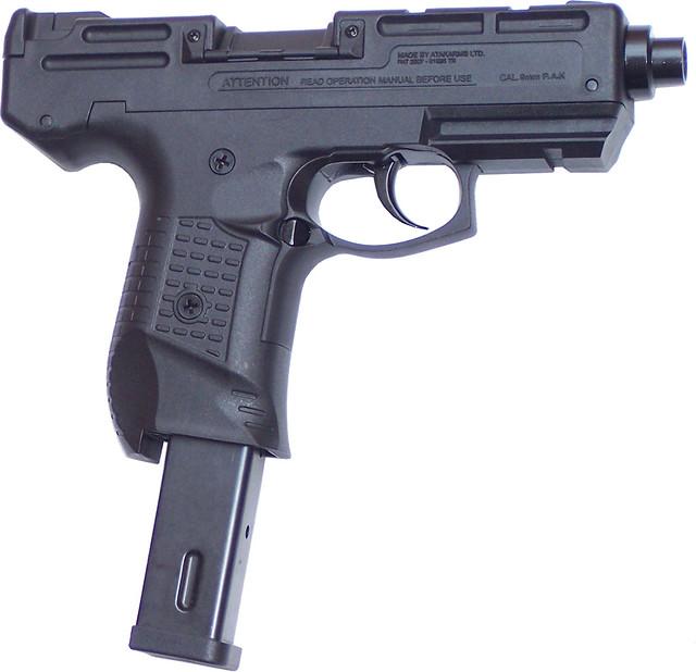 Zoraki blank pistol | Zoraki Arms | Flickr