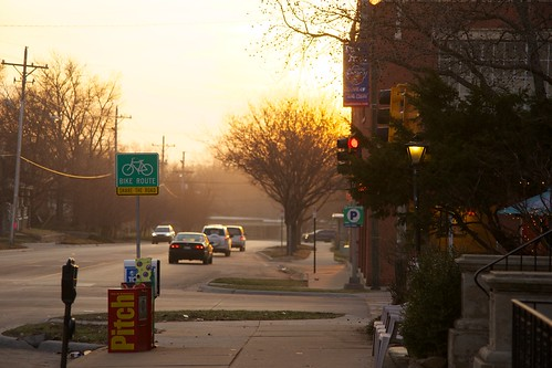 sunrise downtown lawrenceks minoltaaf28135mmf445 sonyalphaa850