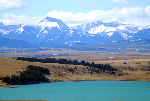 Southern Alberta Foothills, Spring 2010 | by Gord McKenna