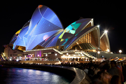 Vivid Sydney 2011 | by Pavel Sigarteu