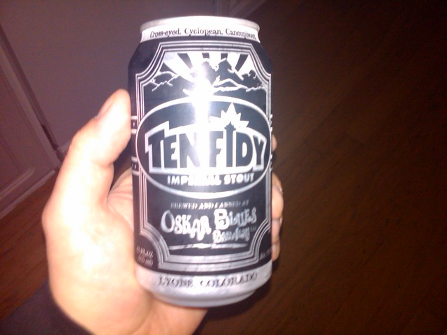 Real men drink ten fidy