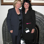 Glori and MP Joy Smith