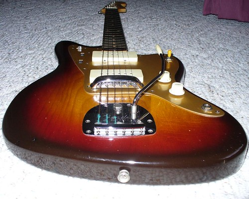 59 Jazzmaster end view