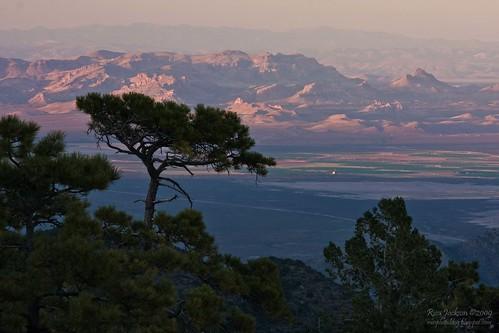 sunset arizona landscapes