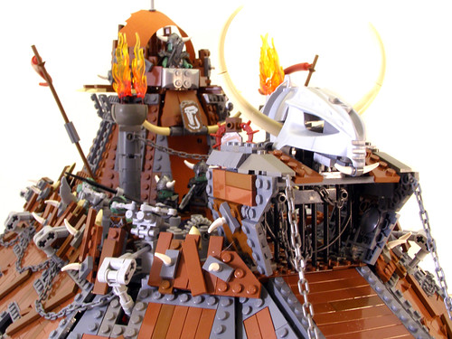 Mechanized Orc Castle 03