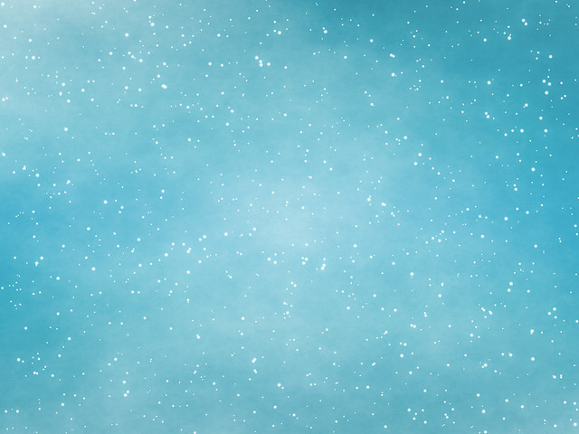 * Turquoise Snow *