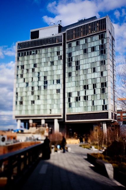 NYC:Meatpacking: The Standard