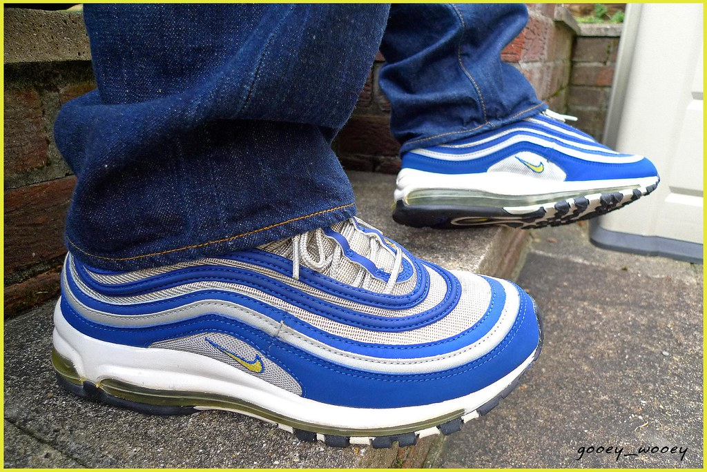 nike air max 97 voltage blue