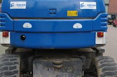 Delft's blue face