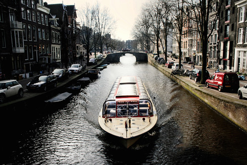 Canal bus route | by mikejharrington