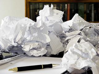 "#ds139 ""Writer's Block"" | by Sharon Drummond"