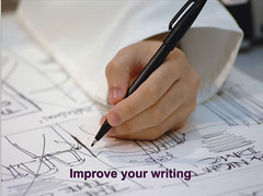 Improve your writing vid (screen grab) | by hazelowendmc