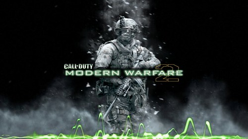Mw2 Wallpaper 1 Call Of Duty Modern Warfare 2 Custom Made