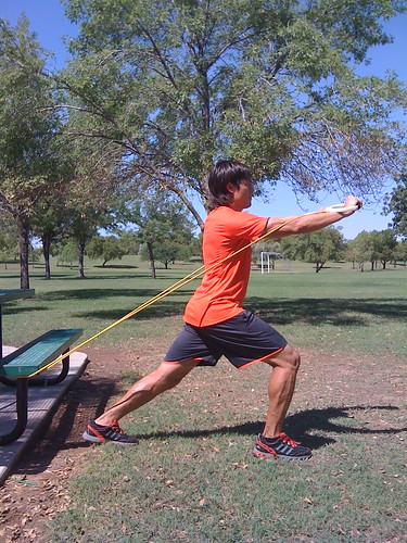 Resistance band training | by ggperformance