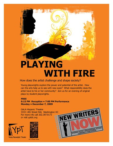 New Writers Now Playing With Fire Photo Album Young