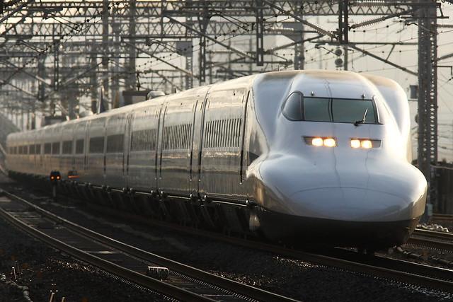 Shinkansen The Super Express 700 series