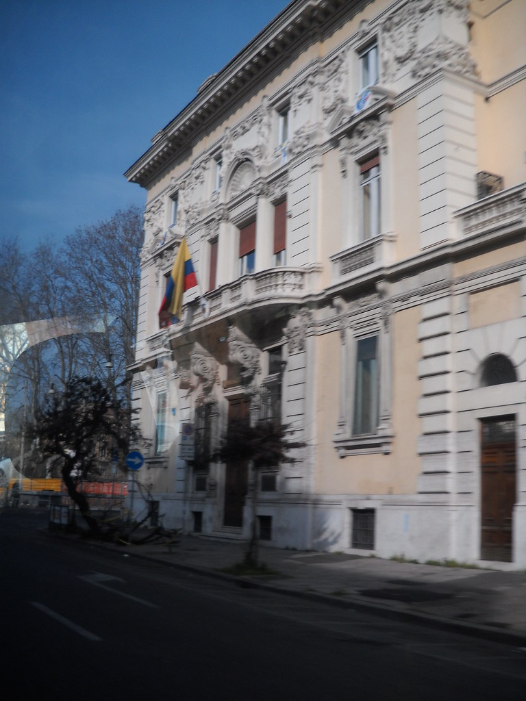 5*/1 - EMBASSY OF COLOMBIA, ROMA 2010 | EuroVizion | Flickr