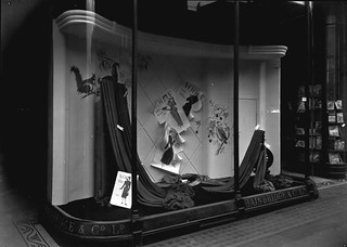 Vogue Display at Bainbridges