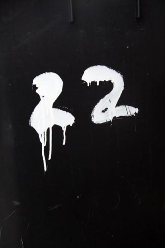 number 22 | by jontintinjordan