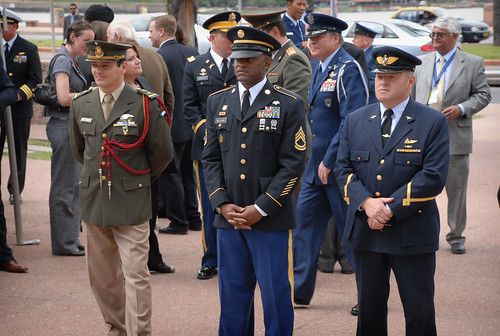 Veterans Day Commemoration | by U.S. Embassy Montevideo