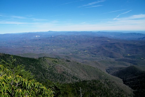 park mountain black rock table state hill north crest mount potato hawksbill carolina mitchell celo