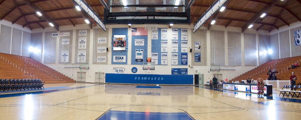 Sonoma State University Basketball 2 Light Set Up | SB900 on