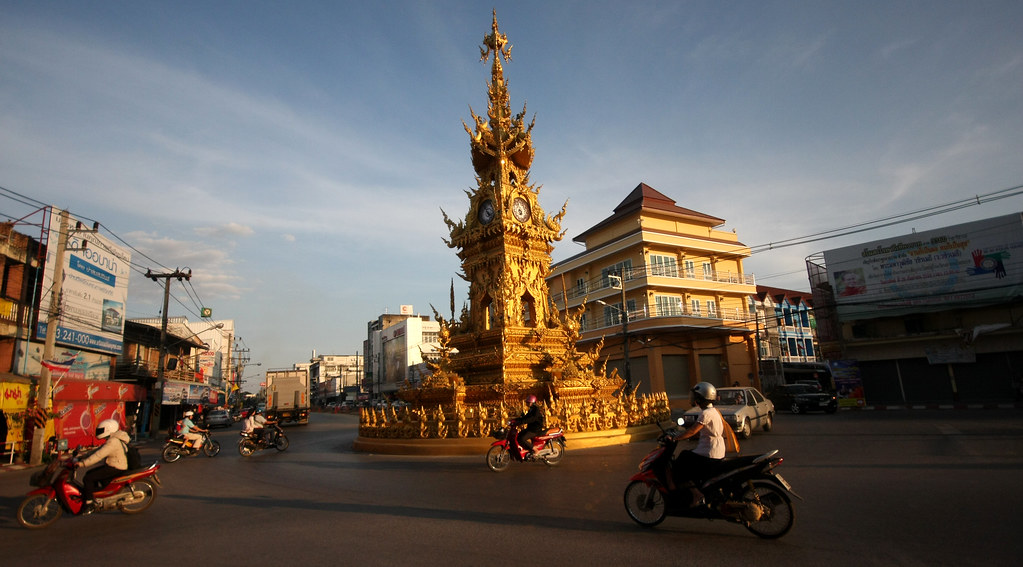 Chiang Rai - Clock Tower